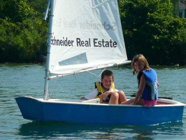 Green Lake Sailing School Inc Sailing Instruction